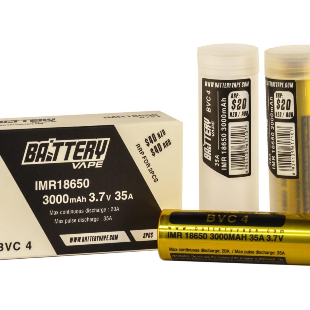 Vape Device Batteries