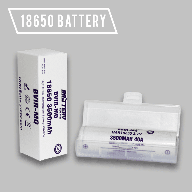 Best 18650 battery list