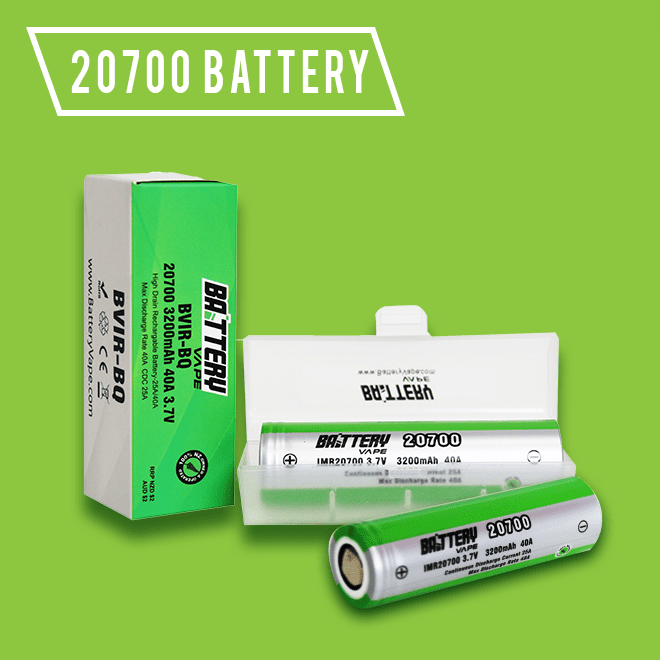What are Vape Batteries? Why use 18650 batteries? | Battery Vape