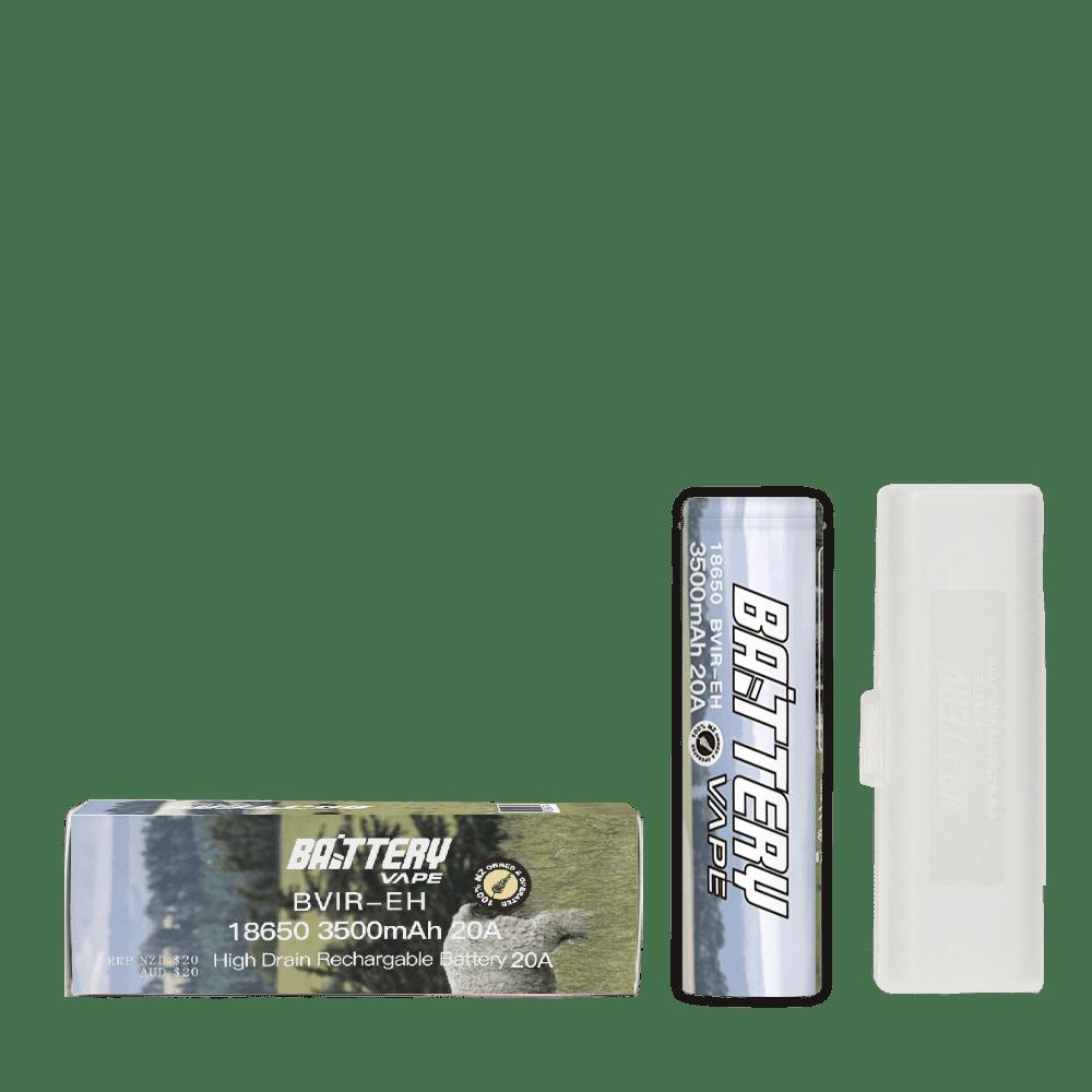 BV 18650 Battery 3000mAH 40A 3.7V retail box